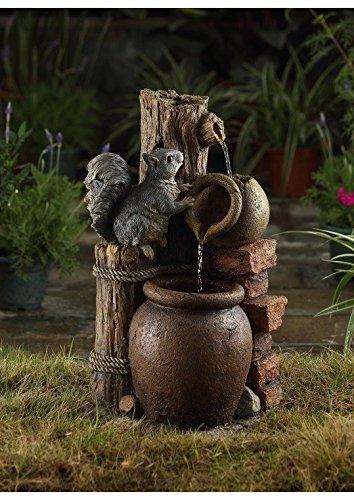 Jeco Multi-Tier Pots Indoor/Outdoor Fountain